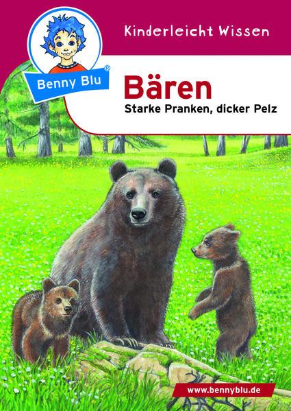 Benny Blu - Bären - Coverbild