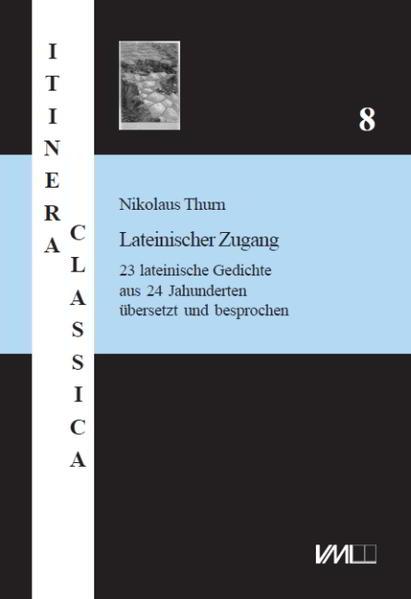 Lateinischer Zugang - Coverbild