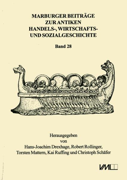 Marburger Beiträge zur Antiken Handels-, Wirtschafts- und Sozialgeschichte 28, 2010 - Coverbild