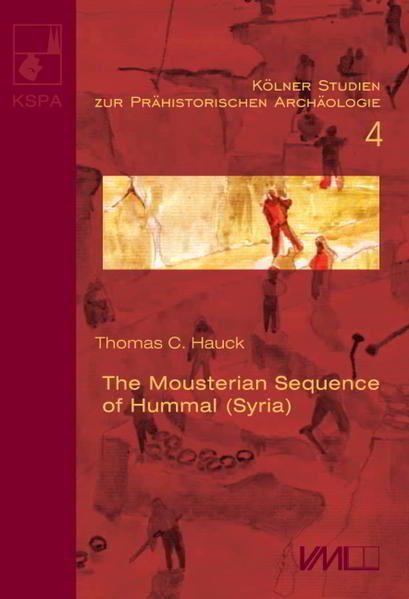 The Mousterian Sequence of Hummal [Syria] - Coverbild