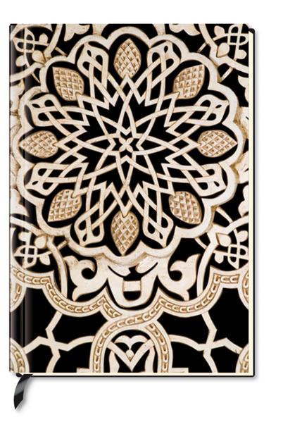 Ebooks Premium Book Alhambra Star - Notizbuch - liniert - TORRENT Herunterladen