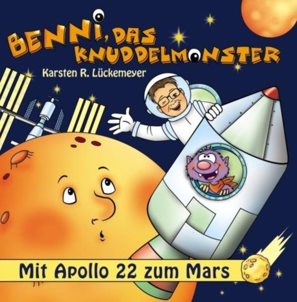 Benni, das Knuddelmonster - Coverbild