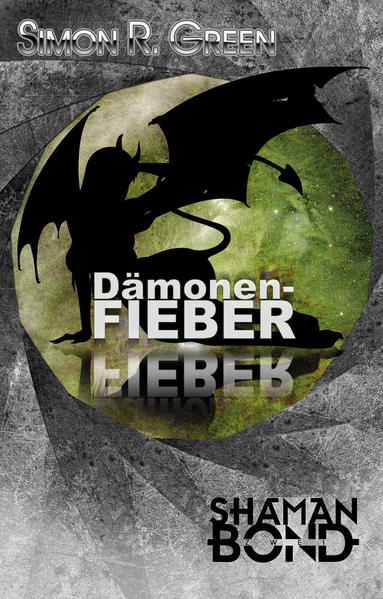 Dämonenfieber - Coverbild