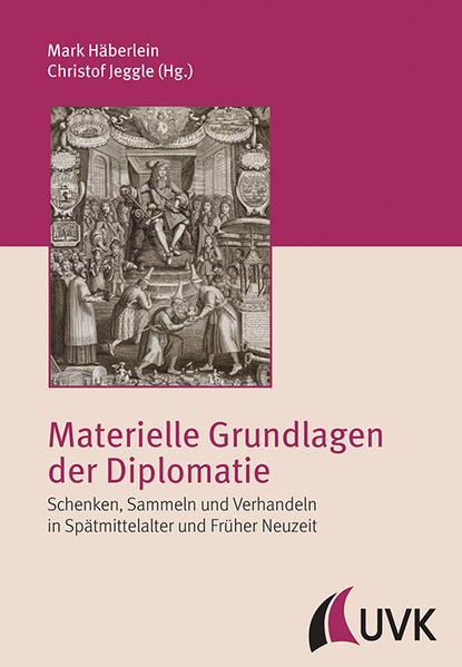 Materielle Grundlagen der Diplomatie - Coverbild