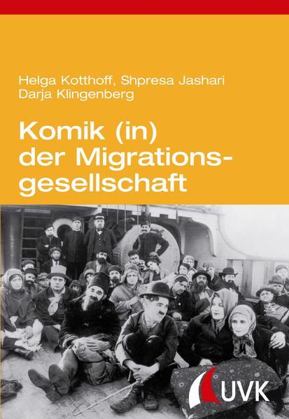 Komik (in) der Migrationsgesellschaft - Coverbild