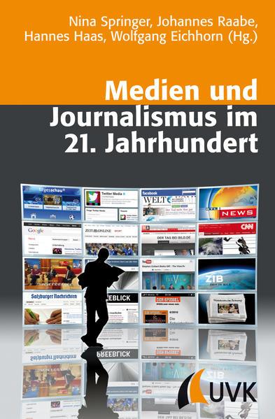 Medien und Journalismus im 21. Jahrhundert - Coverbild