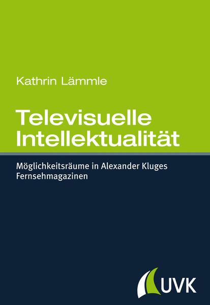 Televisuelle Intellektualität - Coverbild
