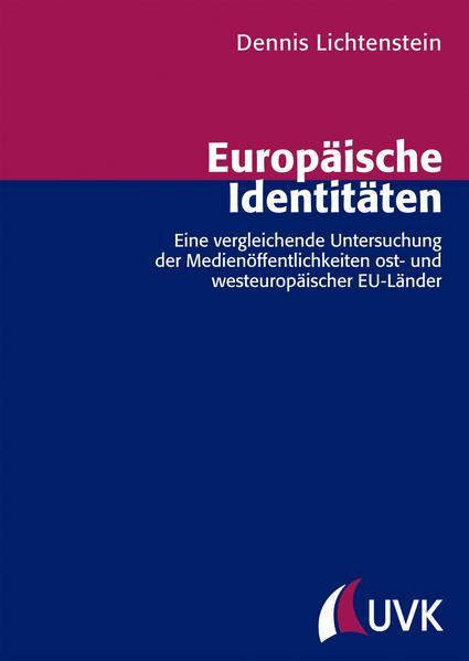 Europäische Identitäten - Coverbild