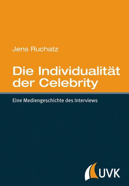 Die Individualität der Celebrity - Coverbild