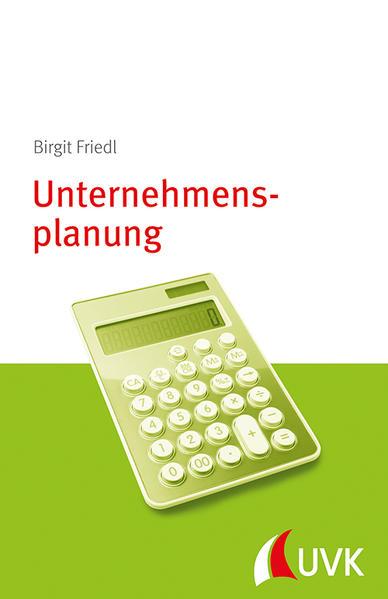Unternehmensplanung - Coverbild