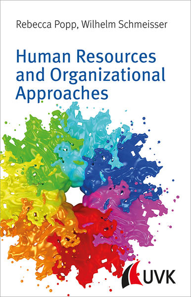 Human Resources and Organizational Approaches - Coverbild