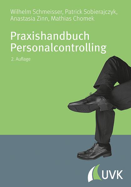 Praxishandbuch Personalcontrolling - Coverbild