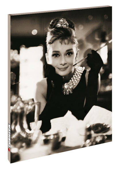 Audrey Hepburn - new - Coverbild
