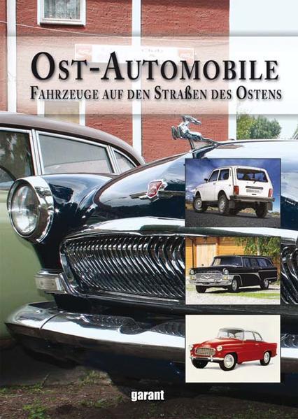 Fahrzeuge auf den Straßen des Ostens - Coverbild