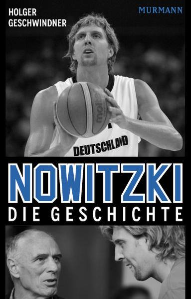 Nowitzki - Coverbild