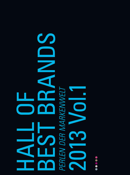 Hall of best brands - Coverbild