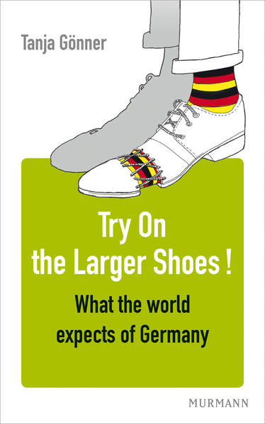 Try On the Larger Shoes! - Coverbild