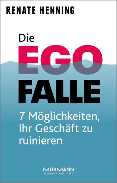 Die Ego-Falle - Coverbild