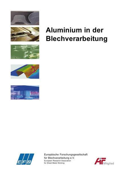 Aluminium in der Blechverarbeitung - Coverbild