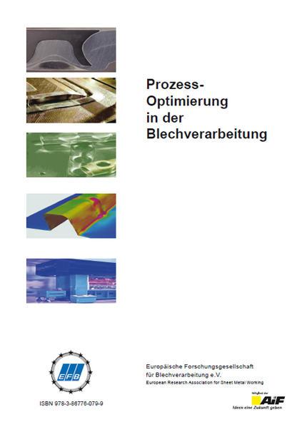 Prozessoptimierung in der Blechverarbeitung - Coverbild