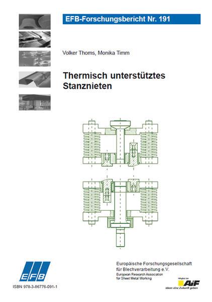 Thermisch unterstütztes Stanznieten - Coverbild
