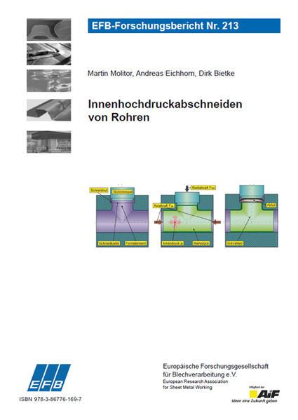 Innenhochdruckabschneiden (IHS) von Rohren - Coverbild