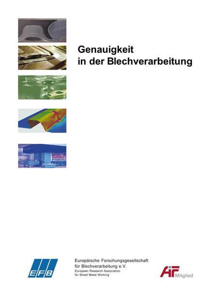 Genauigkeit in der Blechverarbeitung - Coverbild