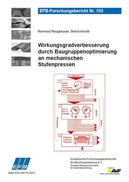 Wirkungsgradverbesserung durch Baugruppenoptimierung an mechanischen Stufenpressen - Coverbild