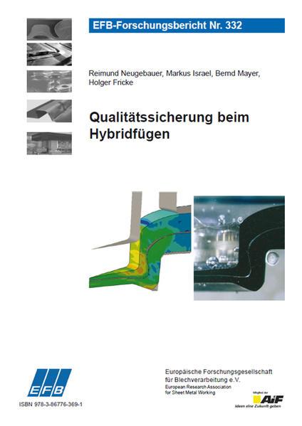 Qualitätssicherung beim Hybridfügen - Coverbild