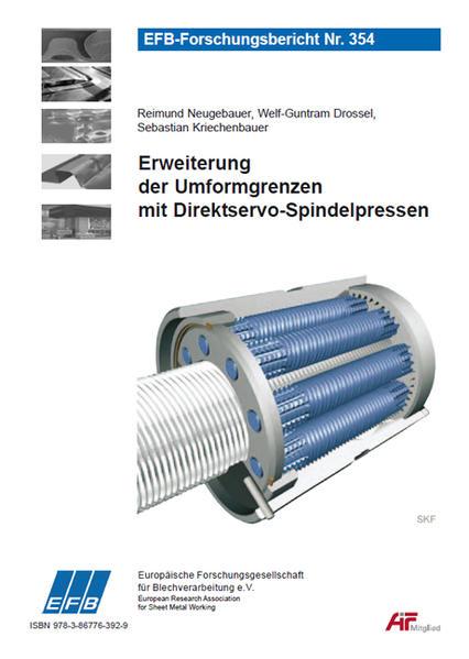 Erweiterung der Umformgrenzen mit Direktservo-Spindelpressen - Coverbild