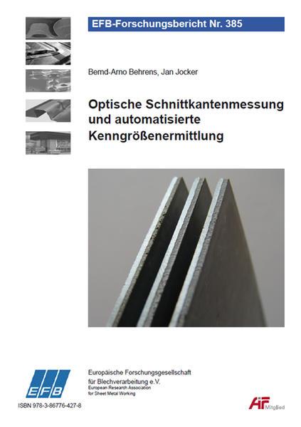 Optische Schnittkantenmessung und automatisierte Kenngrößenermittlung - Coverbild