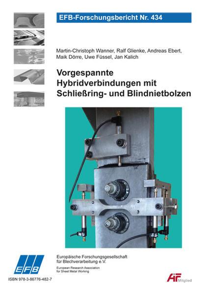 Vorgespannte Hybridverbindungen mit Schließring- und Blindnietbolzen - Coverbild