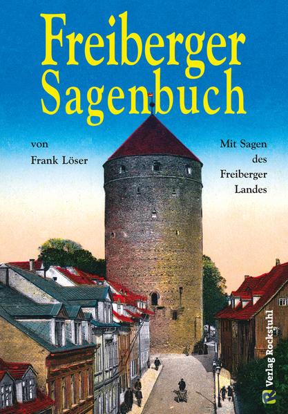 Freiberger Sagenbuch - Coverbild