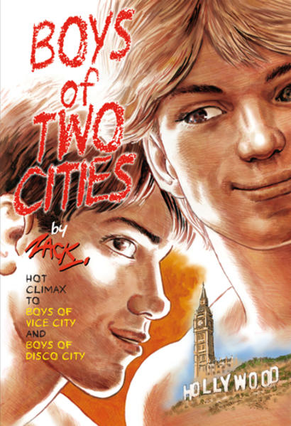 Boys of two cities - Coverbild