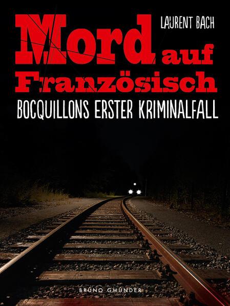 Mord auf Französisch - Coverbild