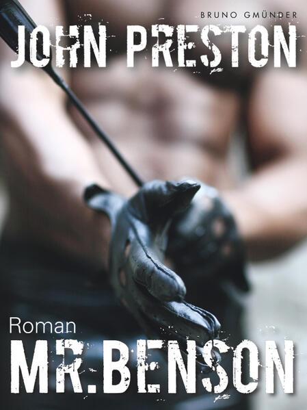 Mr. Benson (Klassiker der schwulen SM-Literatur) - Coverbild