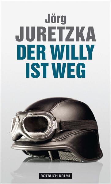 Der Willy ist weg - Coverbild