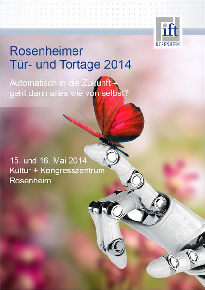 Tagungsband Rosenheimer Tür- und Tortage 2014 - Coverbild