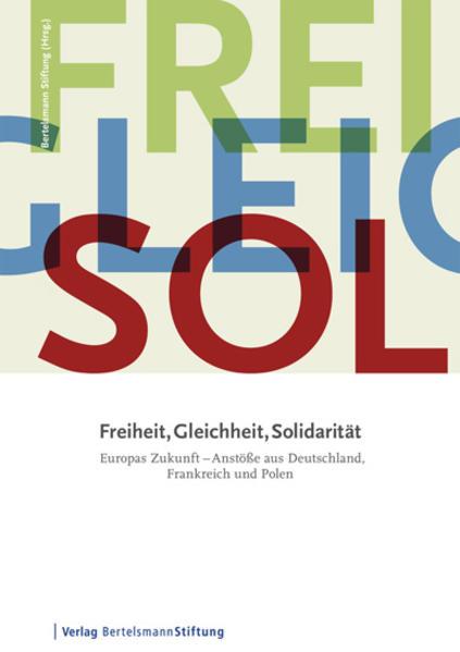 Freiheit, Gleichheit, Solidarität - Coverbild