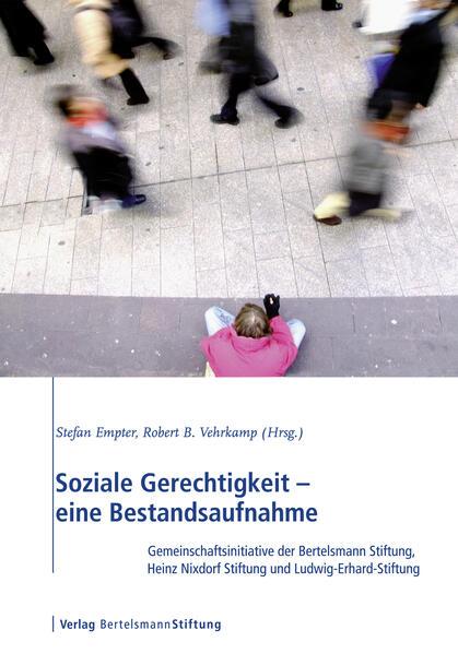 Soziale Gerechtigkeit - eine Bestandsaufnahme - Coverbild