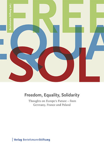 Freedom, Equality, Solidarity - Coverbild