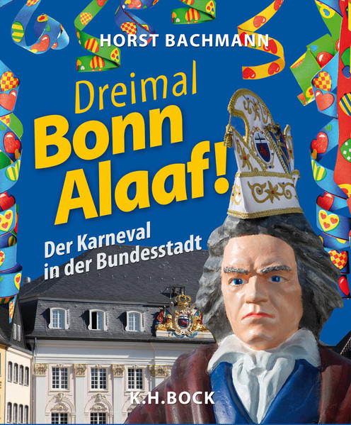 Dreimal Bonn Alaaf! - Coverbild