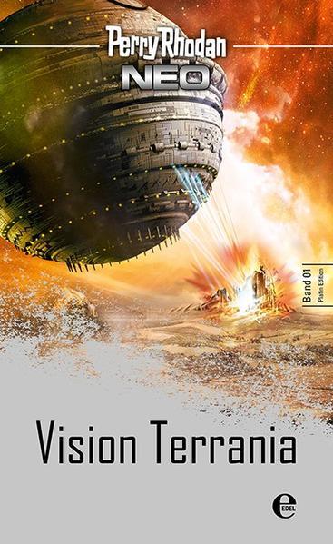 Perry Rhodan Neo 1: Vision Terrania - Coverbild