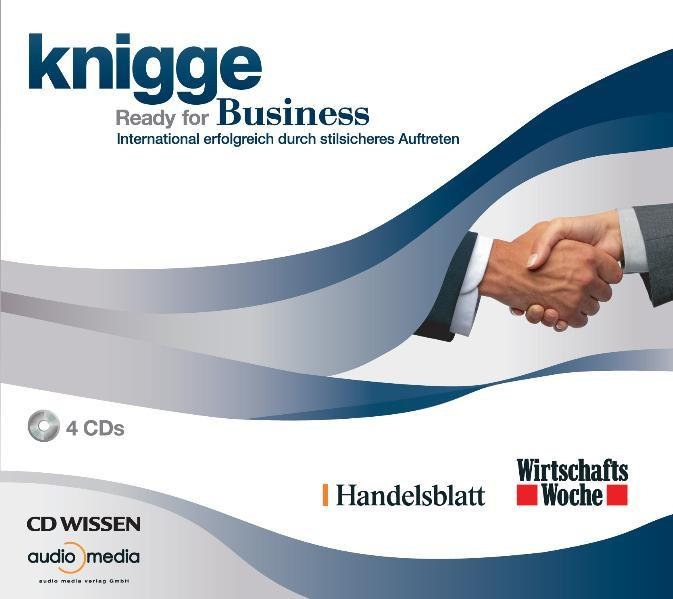 CD WISSEN Coaching - Knigge - Ready for Business - Coverbild