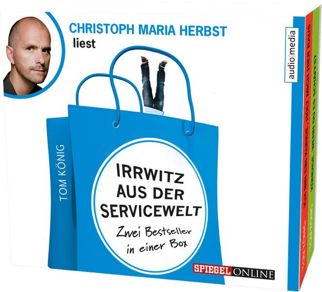 Irrwitz aus der Servicewelt - Coverbild