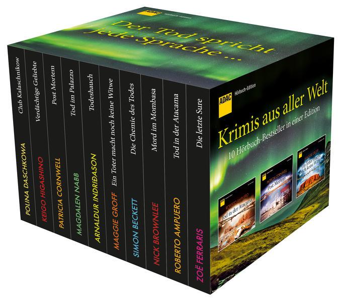 Kostenlose PDF ADAC Hörbuch-Edition Box