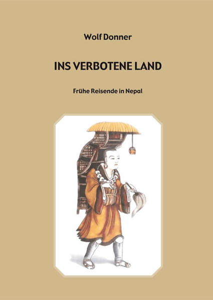 Ins verbotene Land - Coverbild
