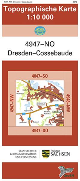 Dresden-Cossebaude (4947-NO) - Coverbild