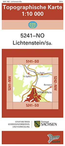 Lichtenstein/Sa. (5241-NO) - Coverbild