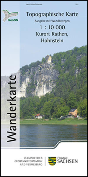 Kurort Rathen, Hohnstein - Coverbild